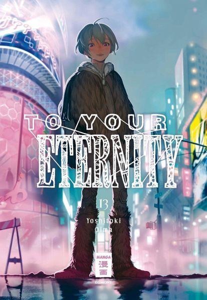 Buch-Reihe To Your Eternity
