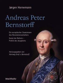 Andreas Peter Bernstorff - Hornemann, Jørgen