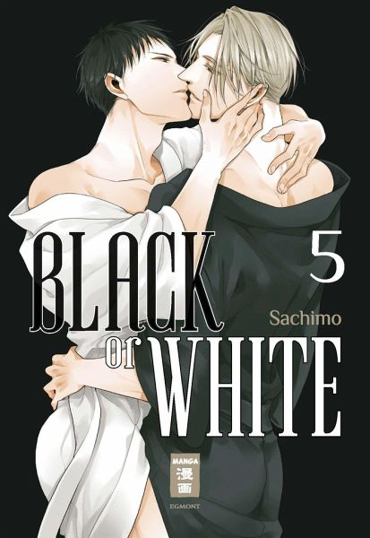 Buch-Reihe Black or White