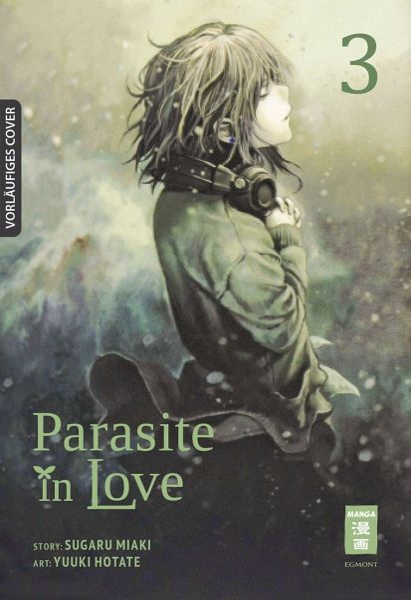 Buch-Reihe Parasite in Love
