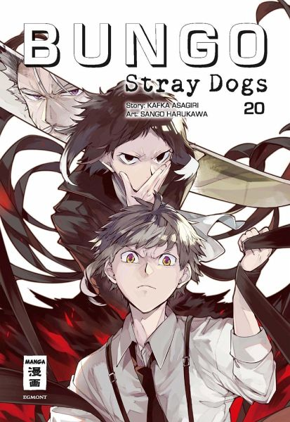 Buch-Reihe Bungo Stray Dogs