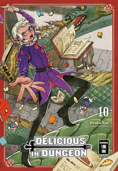 Buch-Reihe Delicious in Dungeon
