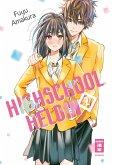 Highschool-Heldin Bd.2