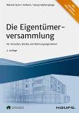 Die Eigentümerversammlung (eBook, PDF)