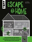 Escape at Home. Escape Rooms selber bauen (eBook, PDF)