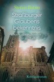 Straßburger Glaubensbekenntnis (eBook, ePUB)
