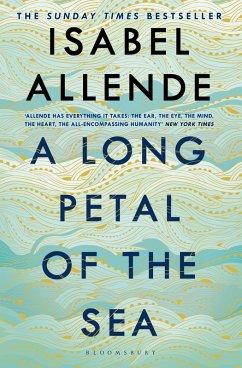 A Long Petal of the Sea (eBook, PDF) - Allende, Isabel