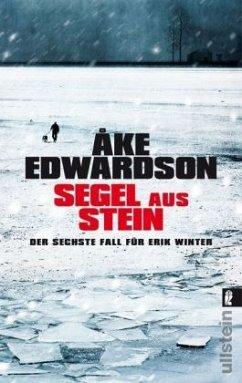 Segel aus Stein / Erik Winter Bd.6 (Mängelexemplar) - Edwardson, Åke