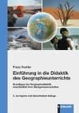 Einführung in die Didaktik des Geographieunterrichts (eBook, PDF)