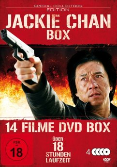 Jackie Chan Box (4DVDs)