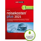 Lexware reisekosten plus 2021 - Jahresversion (365 Tage) (Download für Windows)