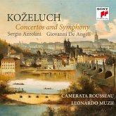 Concertos And Symphony