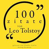 100 Zitate von Leo Tolstoi (MP3-Download)