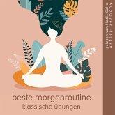 Beste Morgenroutine klassische Übungen (MP3-Download)