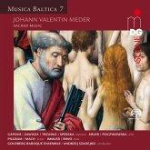Musica Baltica 7-Geistliche Musik-Motetten
