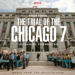 The Trial Of The Chicago 7 - Ost/Pemberton,Daniel
