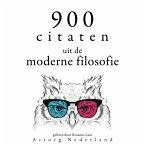 900 citaten uit de moderne filosofie (MP3-Download)
