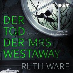 Der Tod der Mrs Westaway (MP3-Download) - Ware, Ruth