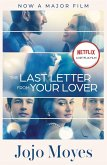 The Last Letter from Your Lover. Movie Tie-In