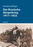 Der Russische Bürgerkrieg 1917-1922 (eBook, ePUB)