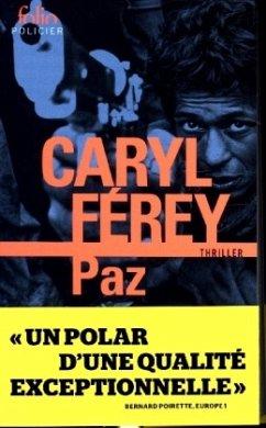 Paz - Férey, Caryl