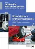 Paketangebot Bildwörterbuch Kraftfahrzeugtechnik und Fachbegriffe Kraftfahrzeugtechnik