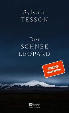 Der Schneeleopard - Tesson, Sylvain