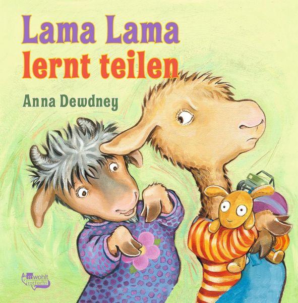 Buch-Reihe Lama Lama