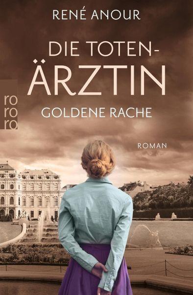 Buch-Reihe Die Totenärztin