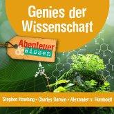 Genies der Wissenschaft: Stephen Hawking, Charles Darwin, Alexander von Humboldt (MP3-Download)