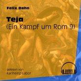 Teja - Ein Kampf um Rom, Buch 9 (Ungekürzt) (MP3-Download)