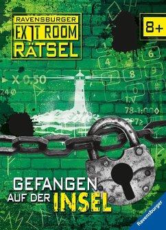 Ravensburger Exit Room Rätsel: Gefangen auf der Insel (Mängelexemplar) - Löwenberg, Ute