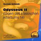 Odysseus II - Sagen des klassischen Altertums, Teil 14 (Ungekürzt) (MP3-Download)