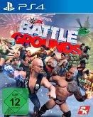 WWE 2K Battlegrounds (Playstation 4)