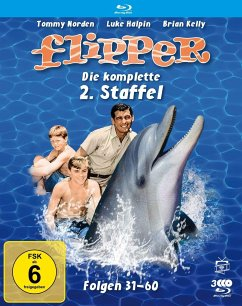 Flipper-Die komplette 2.Staffel - Kelly,Brian/Norden,Tommy