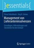 Management von Lieferanteninsolvenzen (eBook, PDF)