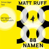 88 Namen (Ungekürzte Lesung) (MP3-Download)