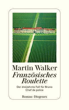 Französisches Roulette / Bruno, Chef de police Bd.13 (eBook, ePUB) - Walker, Martin