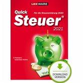 QuickSteuer 2021 (für Steuerjahr 2020) (Download für Windows)
