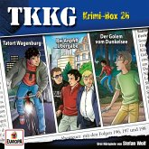Ein Fall für TKKG, Krimi-Box, 3 Audio-CD