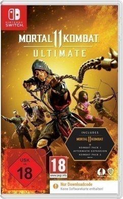 Mortal Kombat 11 Ultimate (Nintendo Switch - Code In A Box)