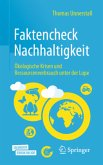 Faktencheck Nachhaltigkeit