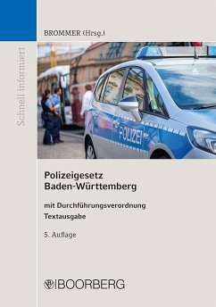 Polizeigesetz Baden-Württemberg