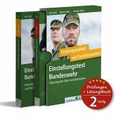 Einstellungstest Bundeswehr: Prüfungspaket mit Testsimulation