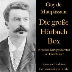 Guy de Maupassant: Die große Hörbuch Box (MP3-Download) - de Maupassant, Guy