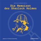 Die Memoiren des Sherlock Holmes (Ungekürzt) (MP3-Download)