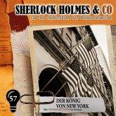Sherlock Holmes & Co, Folge 57: Der König von New York (MP3-Download)