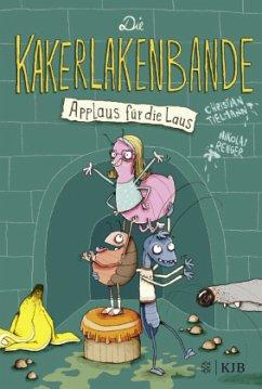 Applaus für die Laus / Die Kakerlakenbande Bd.1 (Mängelexemplar) - Tielmann, Christian