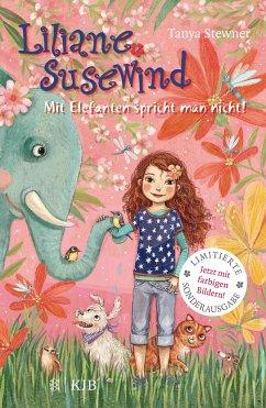 Liliane Susewind - Mit Elefanten spricht man nicht! (Mängelexemplar) - Stewner, Tanya