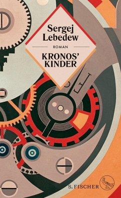 Kronos' Kinder (Mängelexemplar) - Lebedew, Sergej